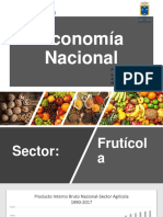 Economía Nacional Ppt