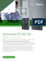 Symmetra PX 96-160 Brochure