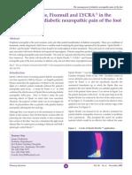 Dibetic Neuropathic Pain Foot