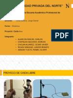 Proyecto Del Electroiman