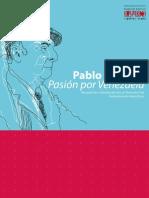 Pasión por Venezuela- Pablo Neruda
