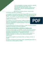 General Capdevila es una localidad y municipio argentino.docx