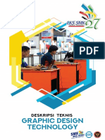 Deskripsi Teknis LKS SMK 2019 - Graphic Design Technology