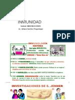 Inmunidad e Inyectoterapia