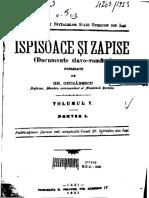 131644223-Gh-Ghibanescu-Ispisoace-Si-Zapise-5-1-1694-1826