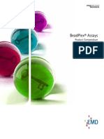 BeadPlex Assays Product Compendium - Nov 2010