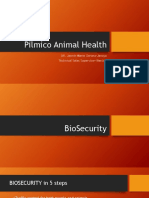 Pilmico Animal Health for Gamefowl