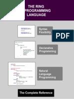 The Ring programming language version 1.7 book - Part 1 of 196