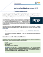 Prueba de Habilidades CCNP