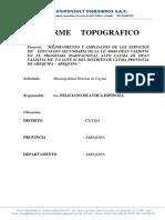 INFORME TOPOGRAFICO  I.E. DEAN VALDIVIA.docx