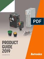 Autonics _ 2019 Brochure