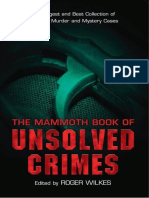 Roger Wilkes - The Mammoth Book of Unsolved Crime