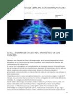 Qisomamedicina.blogspot.com-como Equilibrar Los Chacras Con Biomagnetismo y Acupuntura