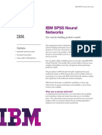 Neural Network using SPSS - imp