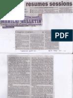 Manila Bulletin, May 20, 2019, Congress resumes sessions.pdf