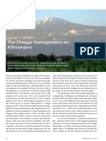 The Chagga Homegardens