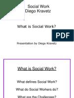 Diego Kravetz - What is Social Work?