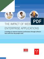 Adobe Whitepaper - The Impact of Web 2.0 on Enterprise Applications