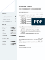 Coolfreecv Resume Icons 02