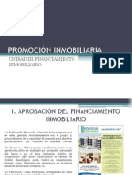Unidad III. Financiamiento Inmobiliario