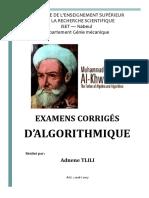 EXAMENS_CORRIGES_DALGORITHMIQUE.pdf