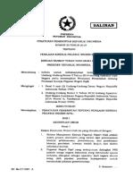 PP Nomor 30 Tahun 2019 Penilaian Kinerja PNS InfoASN.id