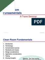 Clean Room Seminar Fundamental.ppt