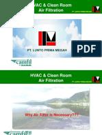 HVAC & CR Air Filtration.ppt