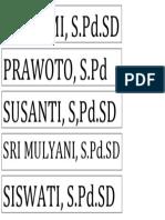 PROYEK DAFTAR GURU DAN KARYAWAN SDN 4 SULUR SARI.docx