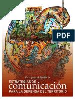 Guía para el Diseño de Estrategias de Comunicación para la  Defensa del Territorio