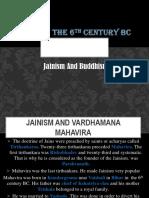 Jainism & Buddhism