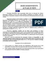 17 Regression Analysis