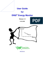 7. User Guide Energy Monitor