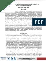 EFECTO DEL TIPO DE LEVADURA Saccaromyces cerevisiae USADO EN LA ELABORACIÓN DE VINO DE FRESA.docx