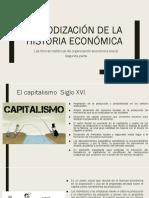 Periodización de La Historia Económica Parte 2