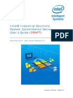 Industrial Integration Solution using Virtual Machine Technology