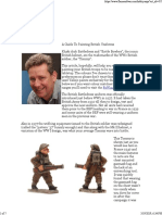 FOW WWII British Infantry Painting Guide