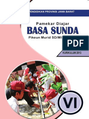 Kunci Jawaban Bahasa Sunda Kelas 6 Imah Awi Jatnika Id Revisi