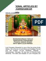 Devotional Articles r.harishankar