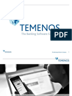 Temenos Enterprise Architecture