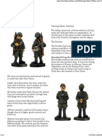 FOW WWII Italian Infantry Painting Guide