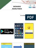 Simulasi Skenario Rekrutmen