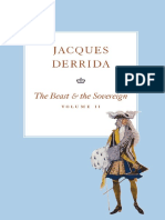 (The Seminars of Jacques Derrida) Jacques Derrida - The Beast and the Sovereign, Volume II-University of Chicago Press (2009).pdf