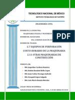 Investigacion MAQUINARIA PESADA Y MOVIMIENTO DE LA TIERRA