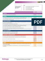 A2 UNIT 10 CEFR Checklist