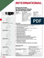 e5207 Magnet Schaltventile