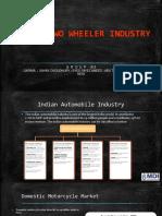 2 Wheeler Industry - FINAL- R1