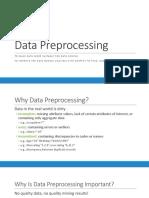 04 Data Preprocessing