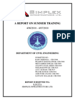 A REPORT ON SUMMER TRAINING1.docx
