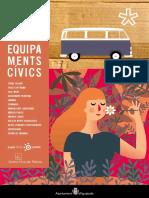 Programa Centres Cívics Juny-Juliol 2019